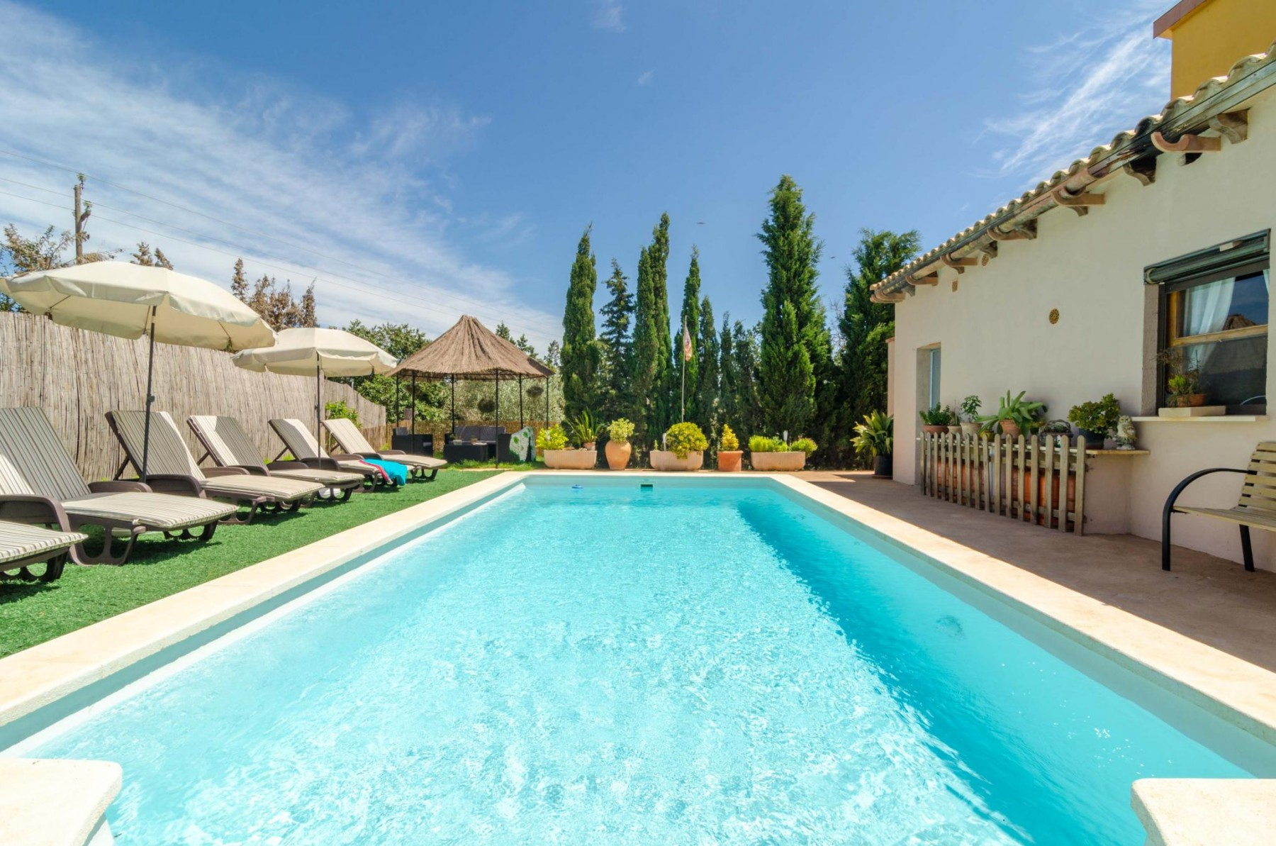 CAN VIVES for 9 guests in Manacor, Spanien
