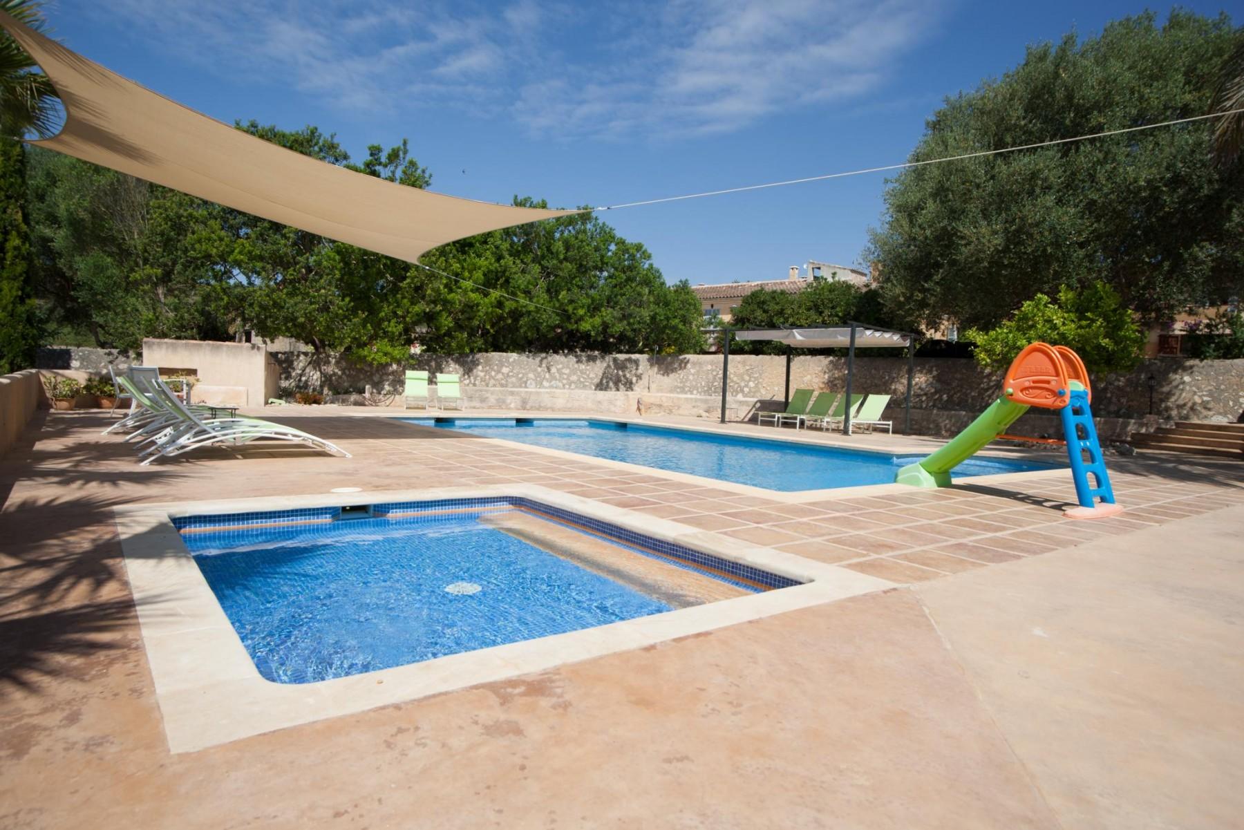 ES PORXET for 4 guests in Manacor, Spanien