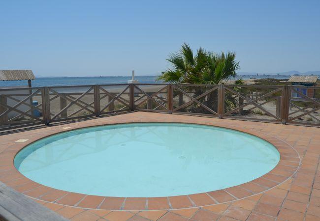 Appartement de vacances Apart. 1. Stock Meerblick, gratis WiFi, Grill, Gemeinschaftspool (1992746), La Manga del Mar Menor, Costa Calida, Murcie, Espagne, image 13