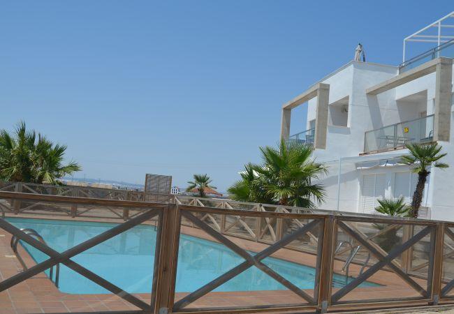 Appartement de vacances Apart. 1. Stock Meerblick, gratis WiFi, Grill, Gemeinschaftspool (1992746), La Manga del Mar Menor, Costa Calida, Murcie, Espagne, image 14