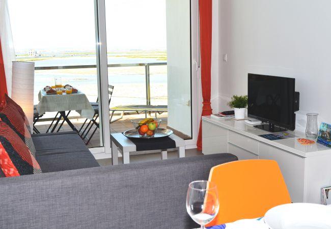Appartement de vacances Apart. 1. Stock Meerblick, gratis WiFi, Grill, Gemeinschaftspool (1992746), La Manga del Mar Menor, Costa Calida, Murcie, Espagne, image 5