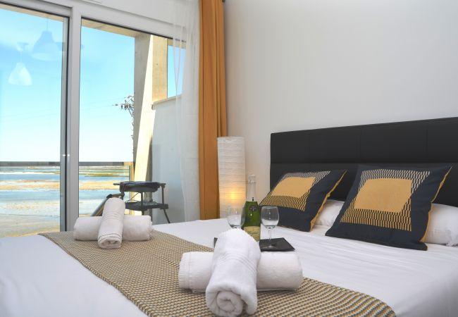 Appartement de vacances Apart. 1. Stock Meerblick, gratis WiFi, Grill, Gemeinschaftspool (1992746), La Manga del Mar Menor, Costa Calida, Murcie, Espagne, image 2