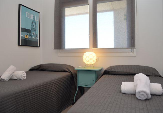 Appartement de vacances Apart. 1. Stock Meerblick, gratis WiFi, Grill, Gemeinschaftspool (1992746), La Manga del Mar Menor, Costa Calida, Murcie, Espagne, image 3