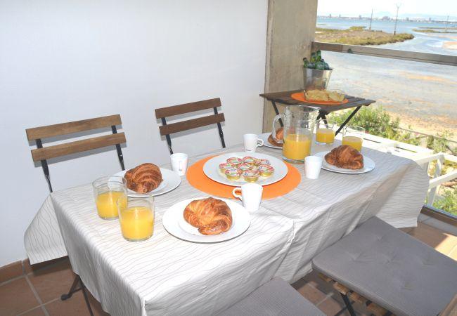 Appartement de vacances Apart. 1. Stock Meerblick, gratis WiFi, Grill, Gemeinschaftspool (1992746), La Manga del Mar Menor, Costa Calida, Murcie, Espagne, image 9