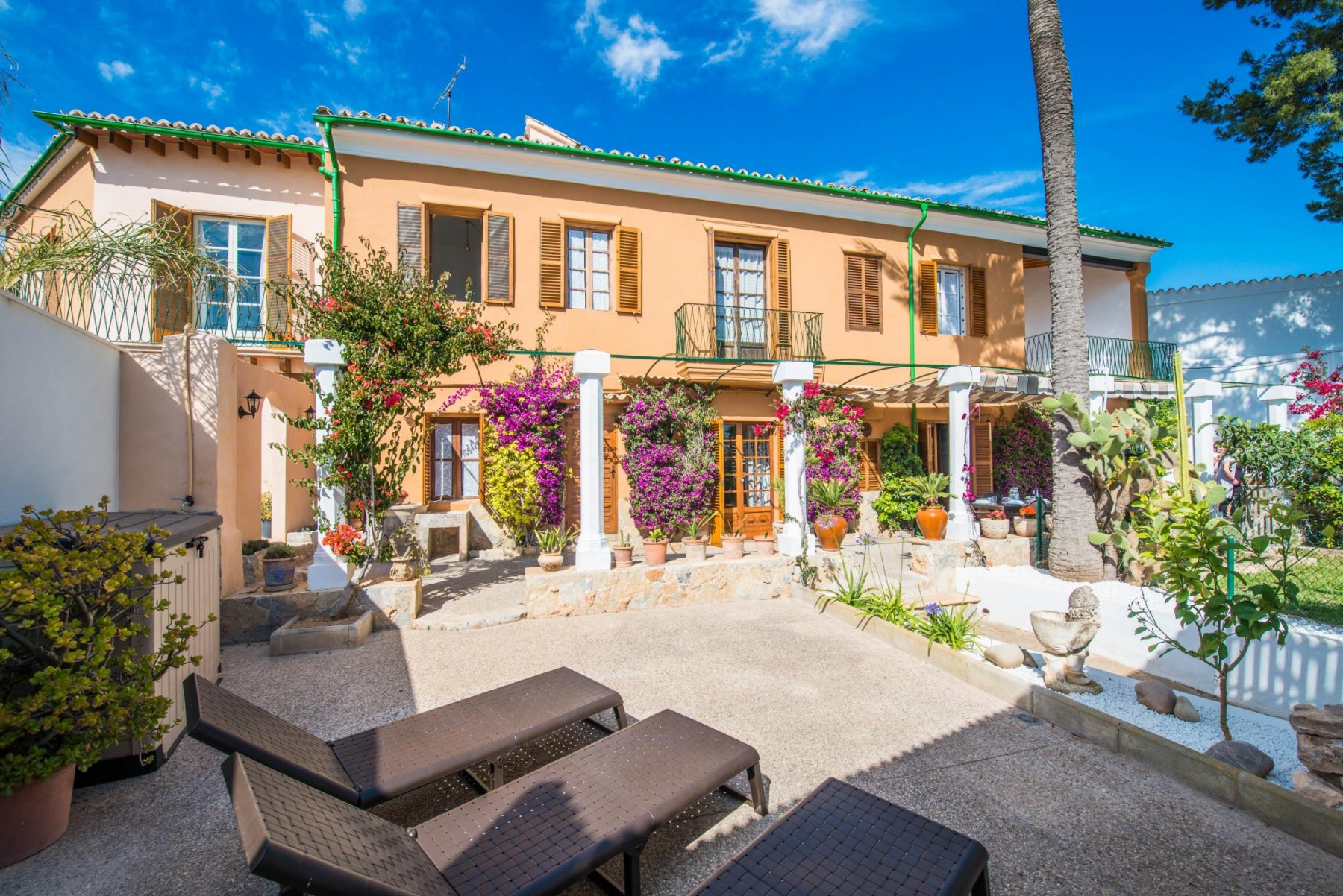 CAN REY DES PLA for 8 guests in Palma de Mallorca, Spain