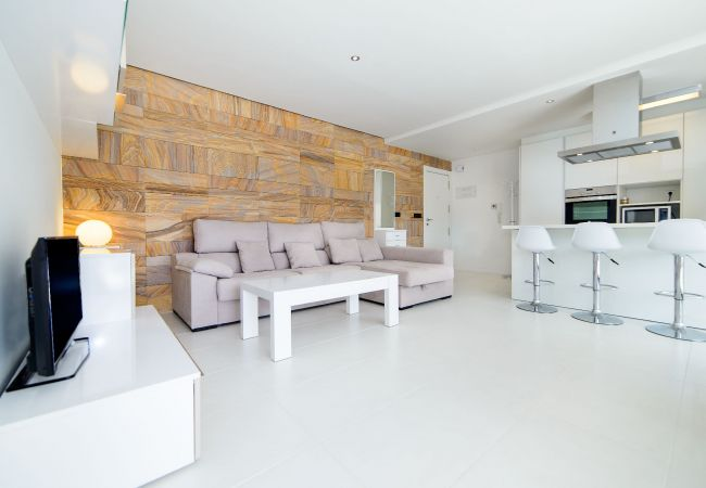Appartement de vacances Geräumige 3-Zimmer-Wohnung mit Solarium, WIFI, A/C, Pool, Orihuela Costa, Bennecke Angel (1998327), Cabo Roig, Costa Blanca, Valence, Espagne, image 4
