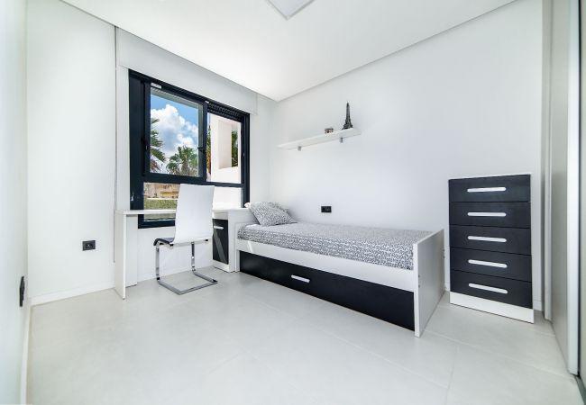Appartement de vacances Geräumige 3-Zimmer-Wohnung mit Solarium, WIFI, A/C, Pool, Orihuela Costa, Bennecke Angel (1998327), Cabo Roig, Costa Blanca, Valence, Espagne, image 21