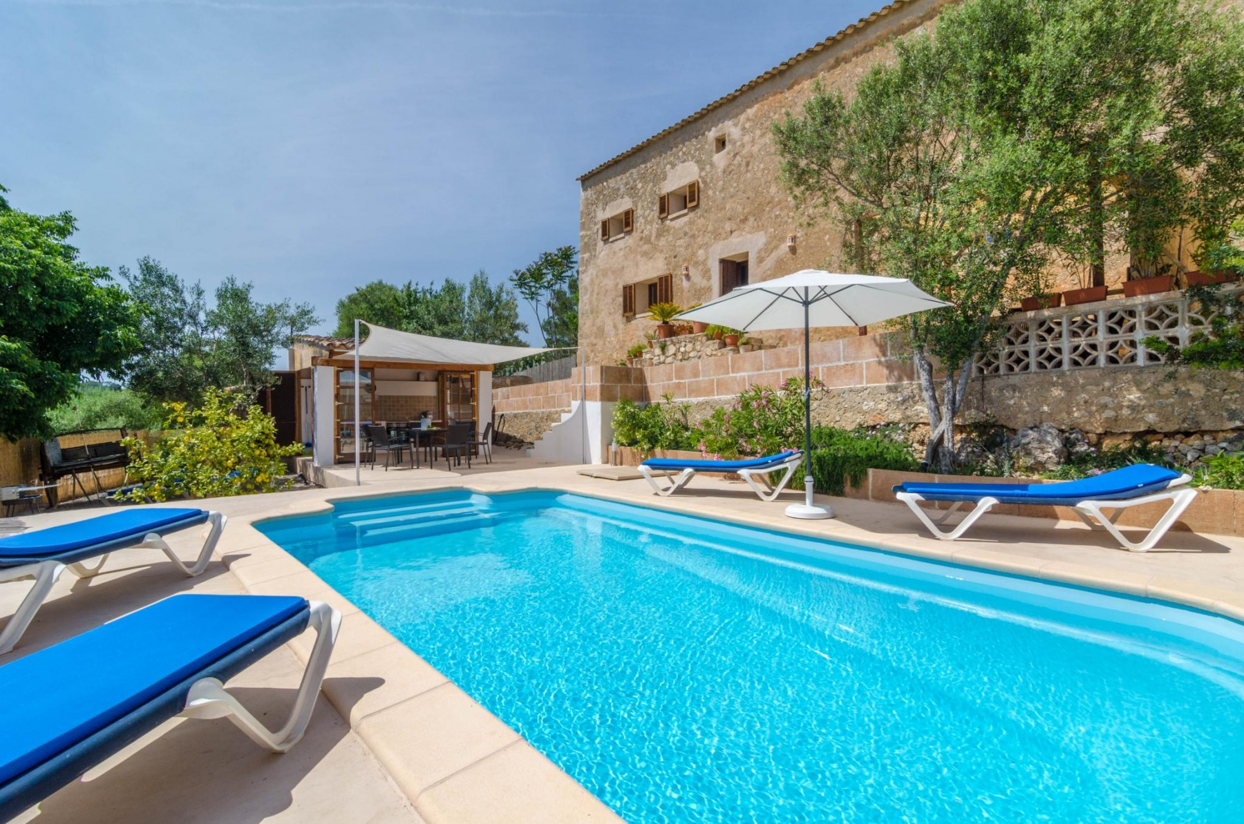 HORTELLA VELL for 6 guests in Sant Joan, Spanien