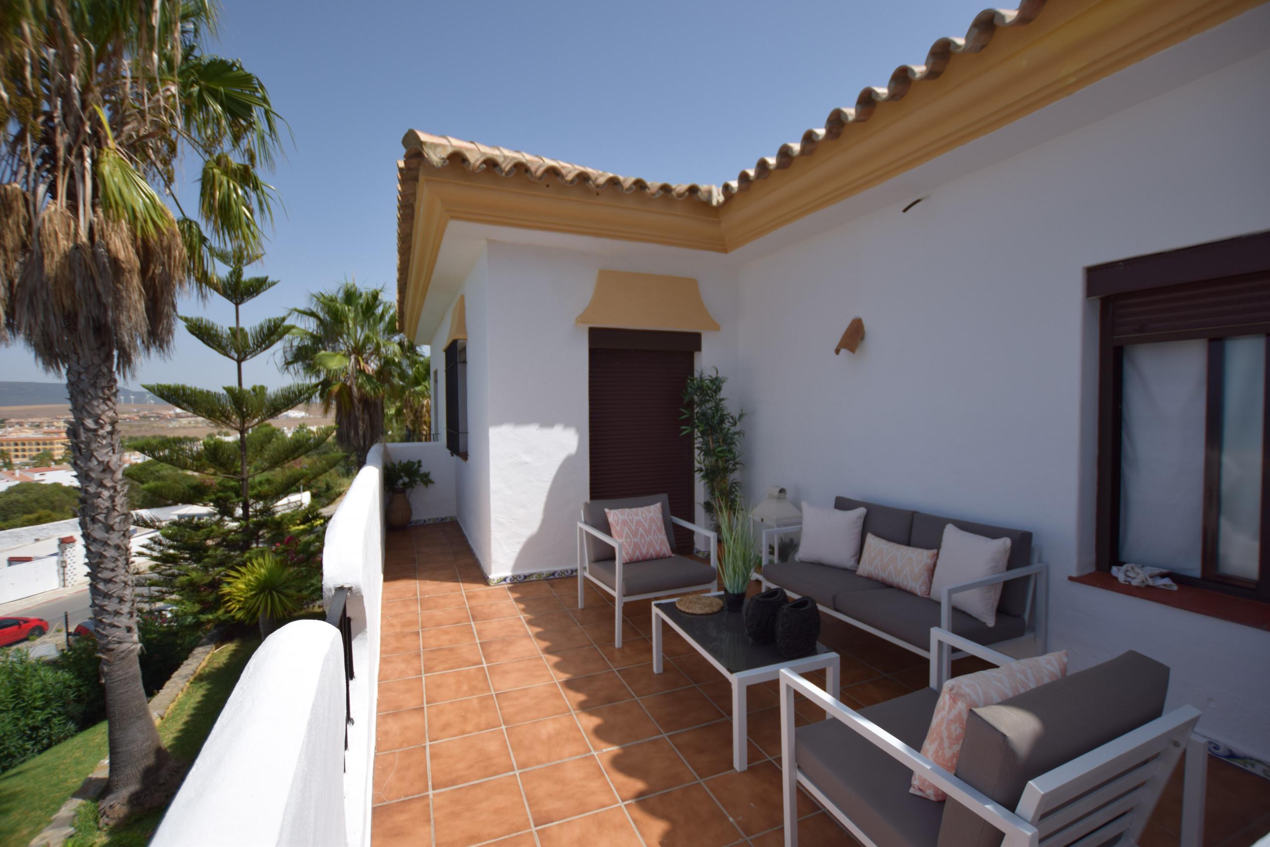 El Arenal - Terraza Dormitorio 3