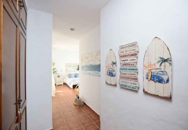 El Arenal - Hall Dormitorio 4