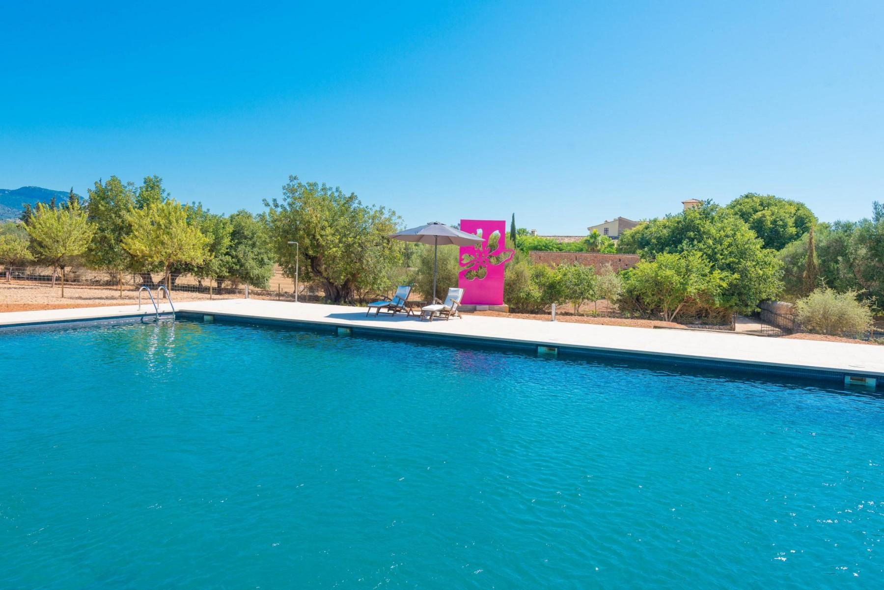 S´ARBOSAR SUITE for 4 guests in Santa Margalida, Spanien