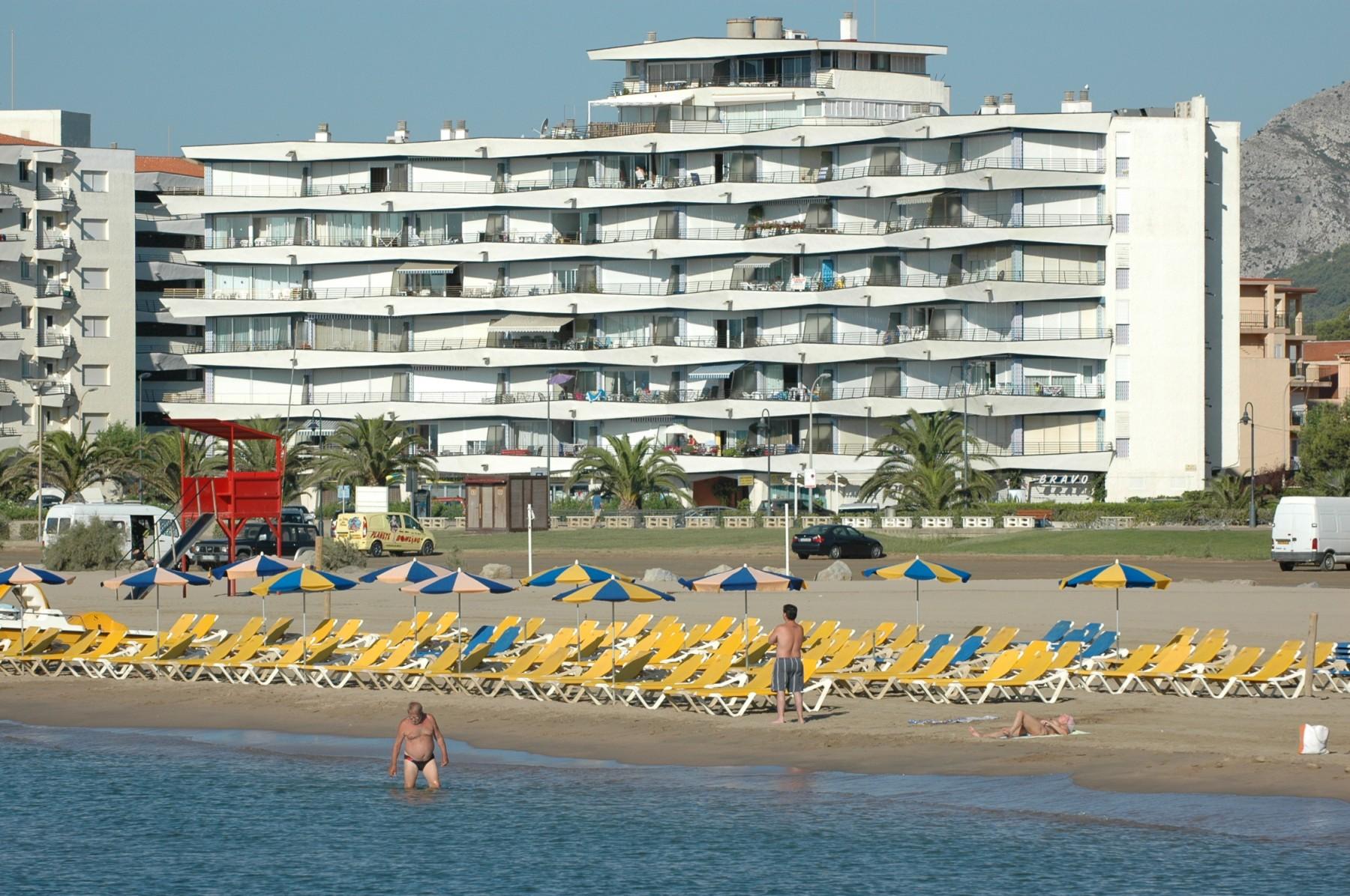 CATALONIA 3º-5ª for 4 guests in L Estartit, Spanien