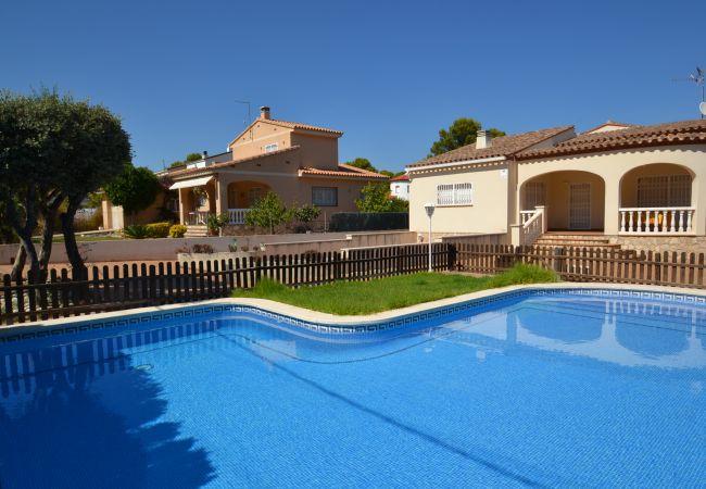Holiday house AMETLLA 6 (2140298), L'Ametlla de Mar, Costa Dorada, Catalonia, Spain, picture 1