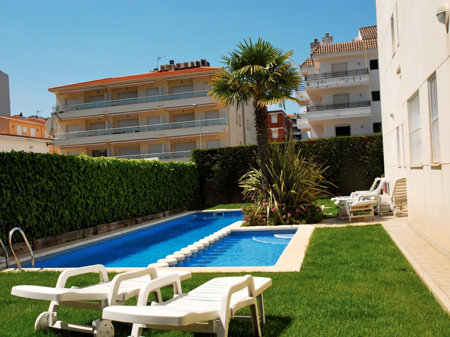 BRISES DEL MAR Bxos-1 for 5 guests in L Estartit, Spanien