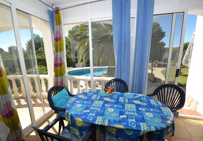 Holiday house AMETLLA 18 (2140300), L'Ametlla de Mar, Costa Dorada, Catalonia, Spain, picture 6