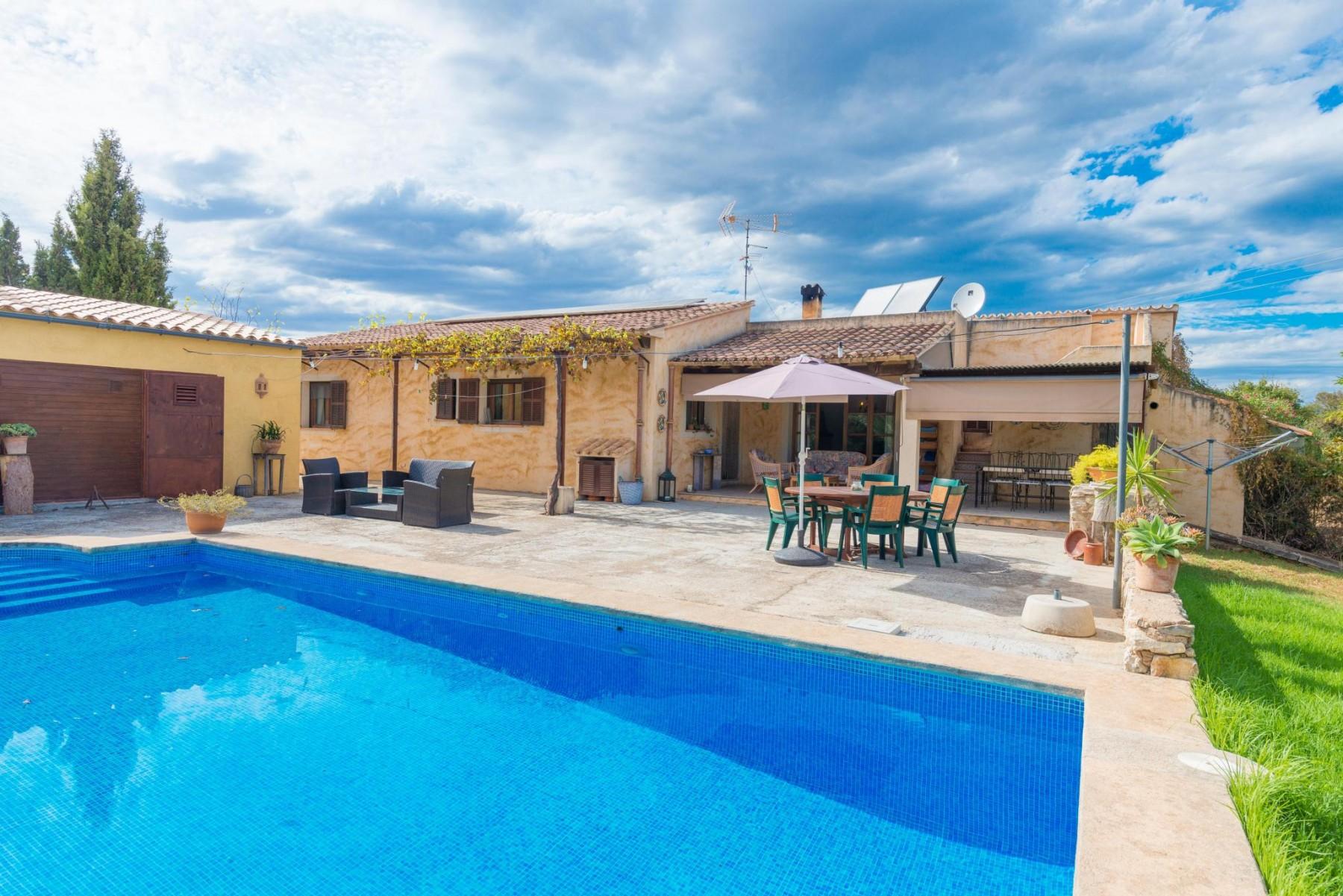 SA CORBAIA for 6 guests in Arta, Spanien