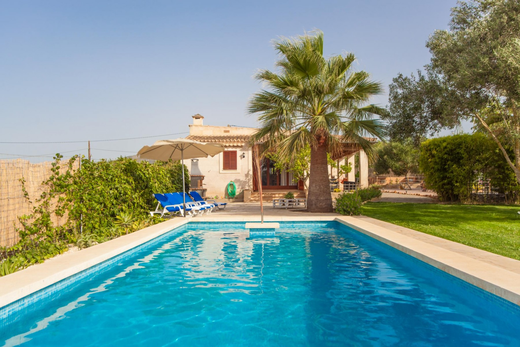 SON SEGI for 6 guests in Sant Llorenc del Cardassar, Spanien