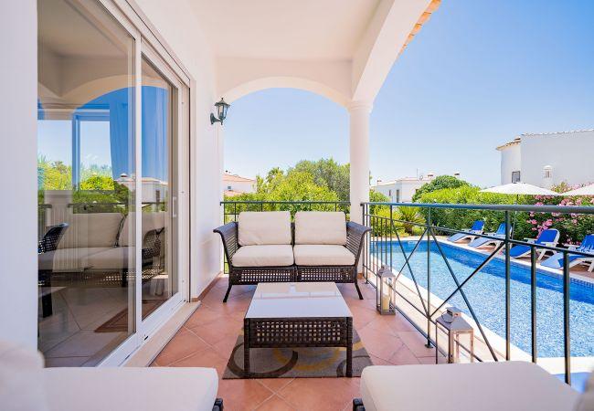 Ferienhaus Villa with free Wi-Fi | A/C | private pool | garden [RLUZ20] (2534662), Luz, , Algarve, Portugal, Bild 12