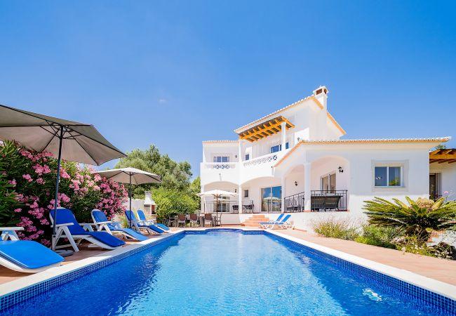 Ferienhaus Villa with free Wi-Fi | A/C | private pool | garden [RLUZ20] (2534662), Luz, , Algarve, Portugal, Bild 1