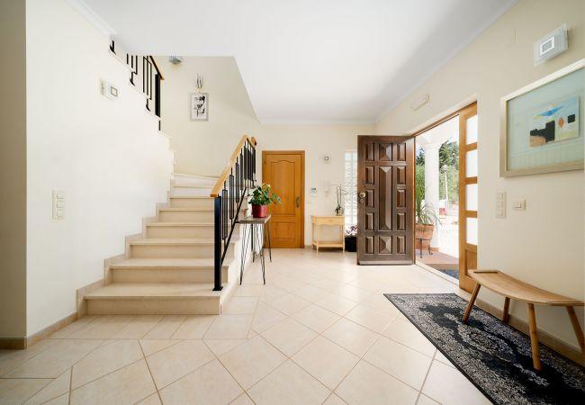 Ferienhaus Villa with free Wi-Fi | A/C | private pool | garden [RLUZ20] (2534662), Luz, , Algarve, Portugal, Bild 16