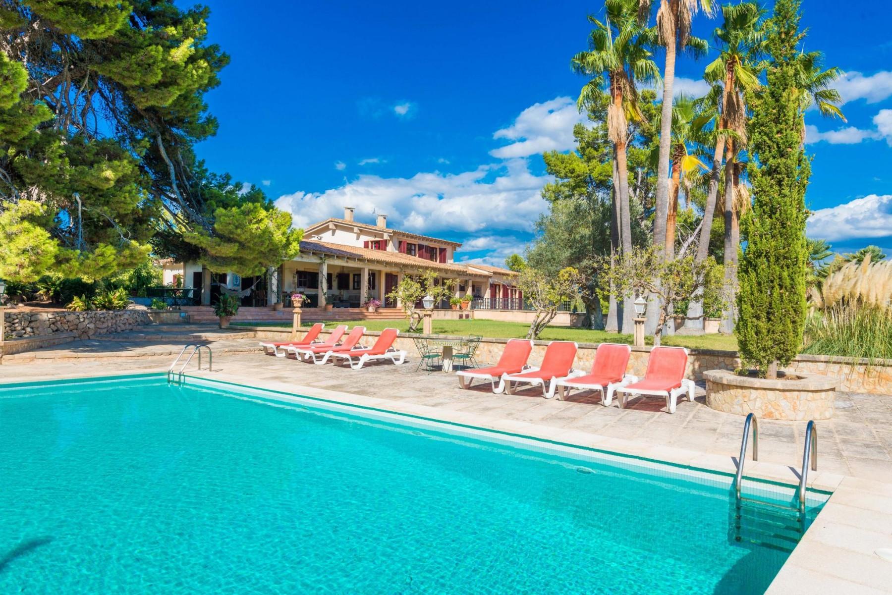 PI DES SIBIU for 12 guests in Palma de Mallorca, Spanien