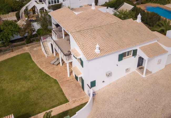 Ferienhaus Villa with free Wi-Fi | A/C | private heated pool | garden | near beach and town | sea vie (2182952), Luz, , Algarve, Portugal, Bild 21