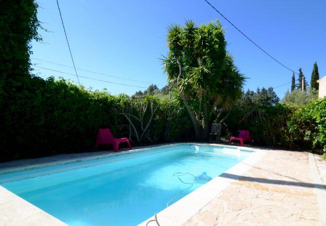 photo PLAINES MARINES Villa Piscine Vue Mer La Ciotat