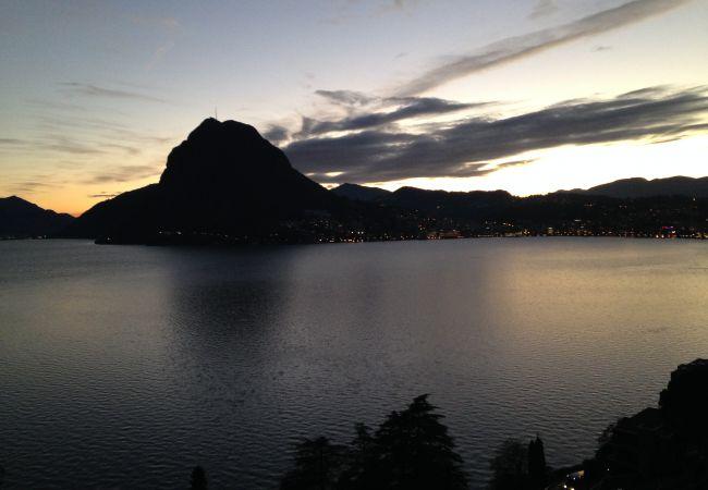 Ferienwohnung Breathtaking View for a Romantic Stay (2035146), Castagnola, Lago di Lugano (CH), Tessin, Schweiz, Bild 7