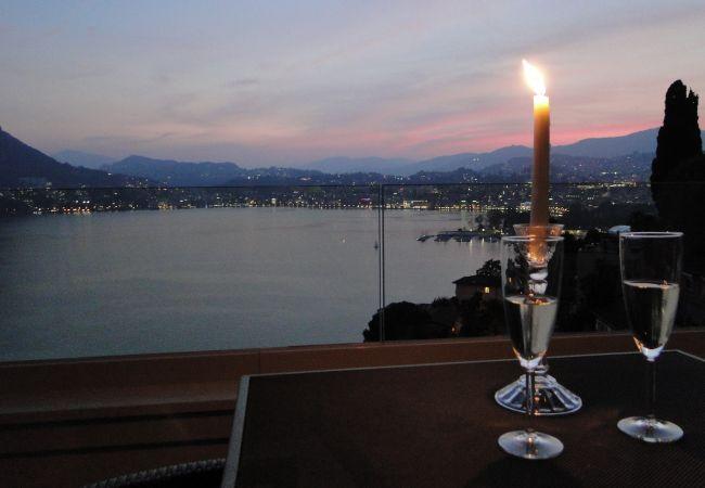 Ferienwohnung Breathtaking View for a Romantic Stay (2035146), Castagnola, Lago di Lugano (CH), Tessin, Schweiz, Bild 39