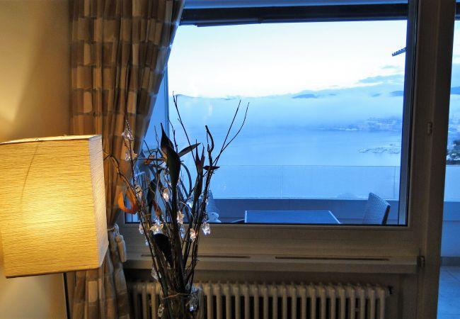 Ferienwohnung Breathtaking View for a Romantic Stay (2035146), Castagnola, Lago di Lugano (CH), Tessin, Schweiz, Bild 20