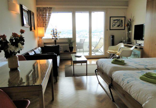 Ferienwohnung Breathtaking View for a Romantic Stay (2035146), Castagnola, Lago di Lugano (CH), Tessin, Schweiz, Bild 23