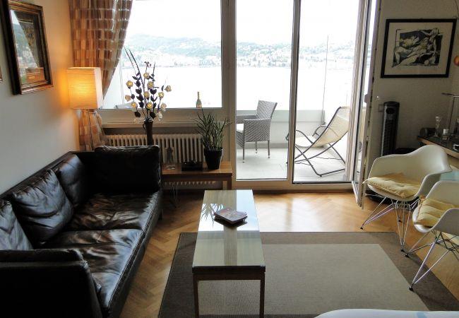 Ferienwohnung Breathtaking View for a Romantic Stay (2035146), Castagnola, Lago di Lugano (CH), Tessin, Schweiz, Bild 31