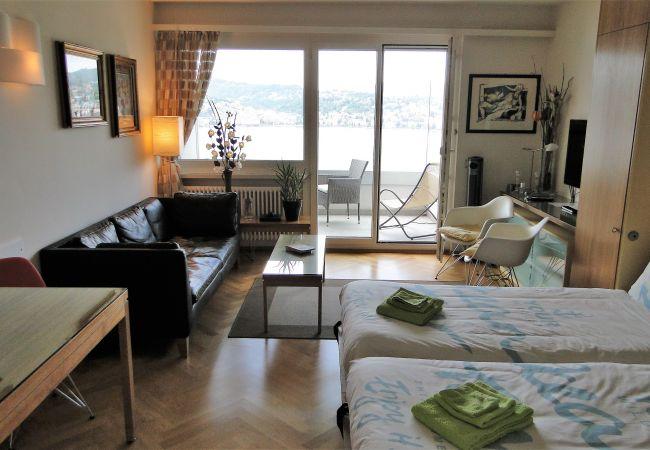 Ferienwohnung Breathtaking View for a Romantic Stay (2035146), Castagnola, Lago di Lugano (CH), Tessin, Schweiz, Bild 33