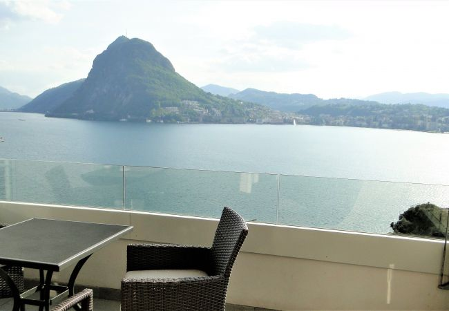 Ferienwohnung Breathtaking View for a Romantic Stay (2035146), Castagnola, Lago di Lugano (CH), Tessin, Schweiz, Bild 36