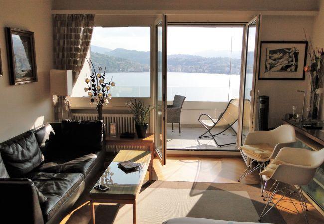 Ferienwohnung Breathtaking View for a Romantic Stay (2035146), Castagnola, Lago di Lugano (CH), Tessin, Schweiz, Bild 37