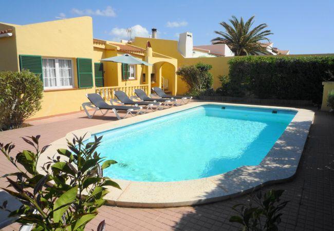 Ferienhaus Villa MÓNICA (2035137), Cala'N Porter, Menorca, Balearische Inseln, Spanien, Bild 2