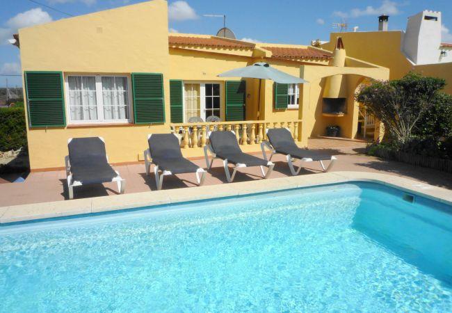 Ferienhaus Villa MÓNICA (2035137), Cala'N Porter, Menorca, Balearische Inseln, Spanien, Bild 1