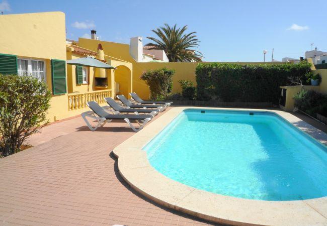 Ferienhaus Villa MÓNICA (2035137), Cala'N Porter, Menorca, Balearische Inseln, Spanien, Bild 3