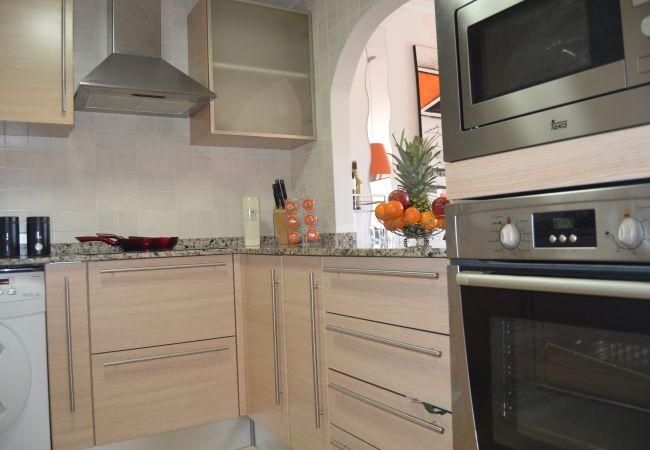 Appartement de vacances Großes Apartment auf zwei Etagen, 2 Balkone, kostenloses WLAN, Sat-TV (2033556), La Manga del Mar Menor, Costa Calida, Murcie, Espagne, image 13