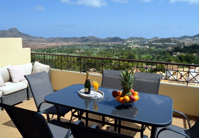 Appartement de vacances Großes Apartment auf zwei Etagen, 2 Balkone, kostenloses WLAN, Sat-TV (2033556), La Manga del Mar Menor, Costa Calida, Murcie, Espagne, image 6