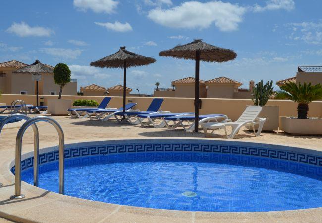 Appartement de vacances Großes Apartment auf zwei Etagen, 2 Balkone, kostenloses WLAN, Sat-TV (2033556), La Manga del Mar Menor, Costa Calida, Murcie, Espagne, image 18