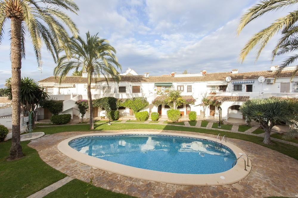 HEURA - 0493 for 5 guests in Denia, Spanien