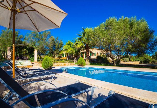 Ferienhaus Villa Cati in Arta with private pool and wifi (2045315), Arta, Mallorca, Balearische Inseln, Spanien, Bild 7
