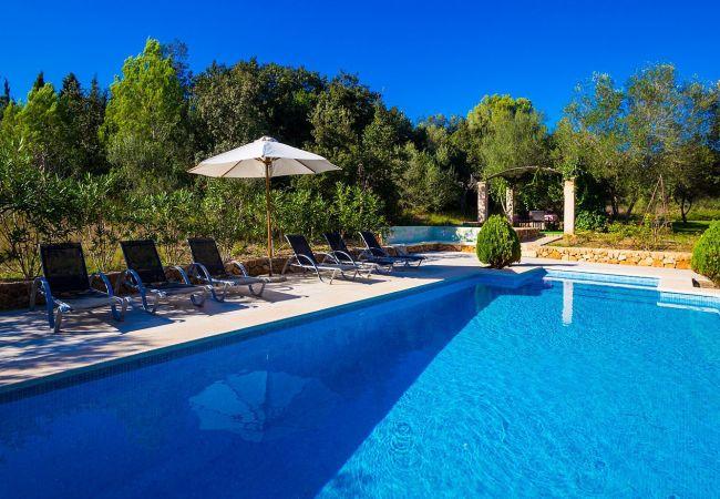 Ferienhaus Villa Cati in Arta with private pool and wifi (2045315), Arta, Mallorca, Balearische Inseln, Spanien, Bild 8