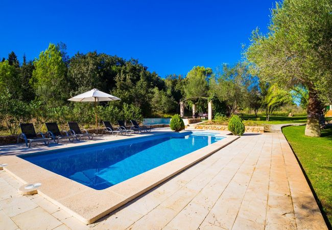 Ferienhaus Villa Cati in Arta with private pool and wifi (2045315), Arta, Mallorca, Balearische Inseln, Spanien, Bild 9