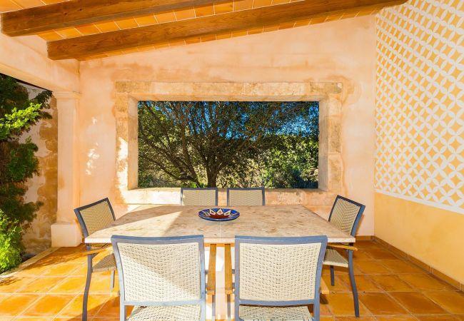 Ferienhaus Villa Cati in Arta with private pool and wifi (2045315), Arta, Mallorca, Balearische Inseln, Spanien, Bild 10