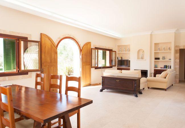 Ferienhaus Villa Cati in Arta with private pool and wifi (2045315), Arta, Mallorca, Balearische Inseln, Spanien, Bild 12