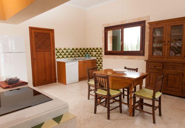 Ferienhaus Villa Cati in Arta with private pool and wifi (2045315), Arta, Mallorca, Balearische Inseln, Spanien, Bild 13