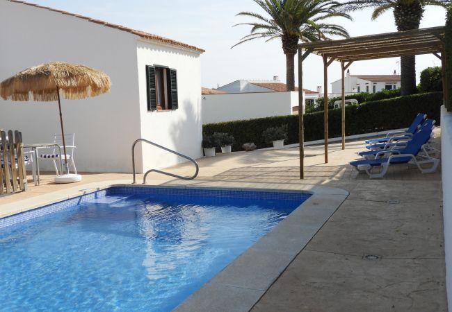 Ferienhaus Villa FERRER (2035134), Mercadal, Menorca, Balearische Inseln, Spanien, Bild 5