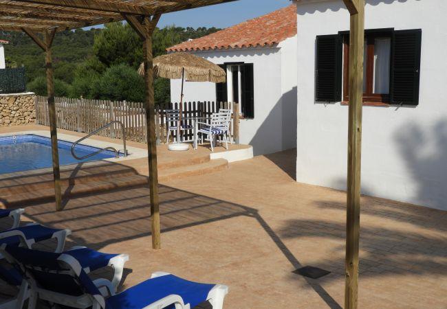 Ferienhaus Villa FERRER (2035134), Mercadal, Menorca, Balearische Inseln, Spanien, Bild 7